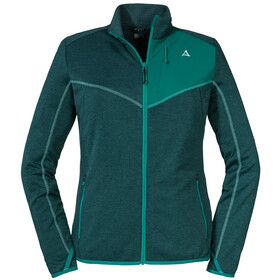 Schöffel Houston1 Fleece Jacket Women mallard green